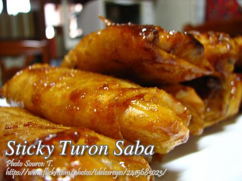 Sticky Turon Saba