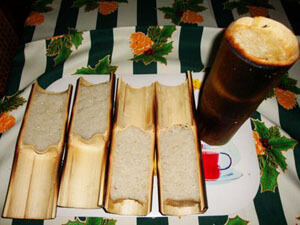 Sinabalo (Suman) Recipe
