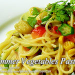 Summer Vegetables Pasta
