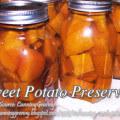 Sweet Potato Preserve (Minatamis na Kamote)