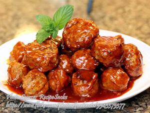 Tofu Balls With Sweet And Sour Sauce | Filipino Vegetarian Recipes