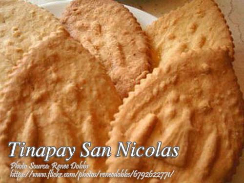 Tinapay San Nicolas