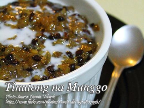 Tinutong Na Monggo or Munggo