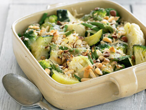 Vegetable Fricassee