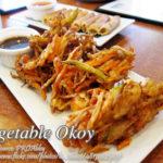 Vegetable Okoy