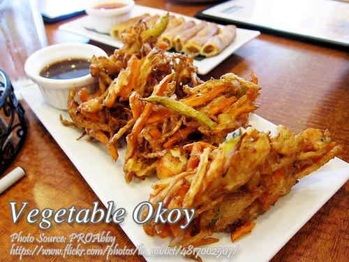 Vegetable Ukoy